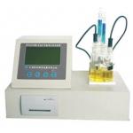 Water Content Tester (Karl Fischer Method)