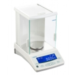 1mg Analytical balance (load cell, external calibration)