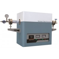 PH-VTF series 1200 °C vacuum ambience tube furnace (canal stove)