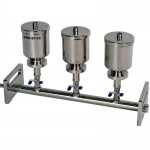 Stainless steel exchange membrane filter