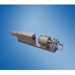 High temperature contact angle meter