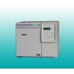 Touch screen intelligent Gas Chromatography