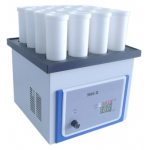 Sample pretreatment heating apparatus