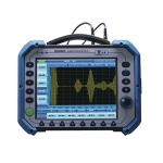 Portable Electromagnetic Ultrasonic Low-frequency Guided wave Detector