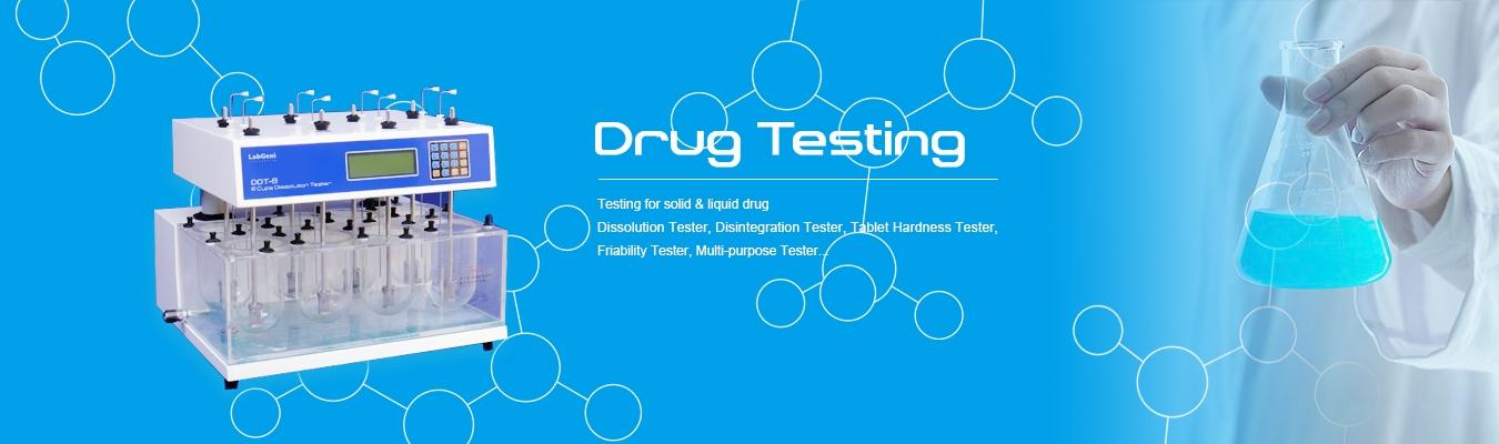 Drug Testing Instruments